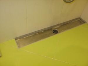 теч от подов сифон на баня