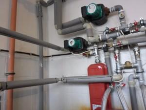 Монтаж на хидрофорна помпа