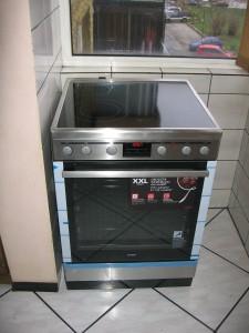 монтаж на готварска печка