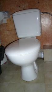 смяна на тоалетно казаанче