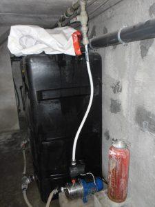 изчисляване на хидрофор